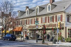 Stately Historic Homes Make Philadelphias Chestnut Hill