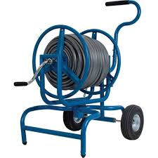garden hose reel cart. Swivel Hose Reel Garden Cart