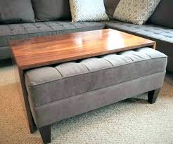 ottoman and coffee table leather tufted coffee table red ottoman coffee table square leather tufted leather ottoman and coffee table