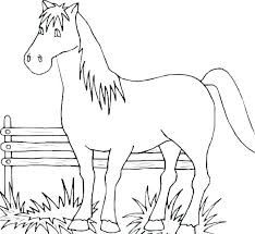 Farm Animal Coloring Pages Farm Animal Coloring Book Pages Children