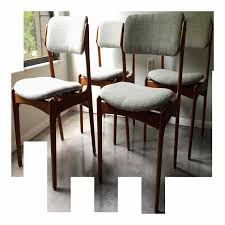 fortable dining room chairs luxury vine erik buck o d mobler concept for black dining table chairs