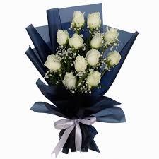 elegant rose bouquet in uae gift