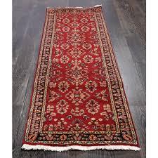 red runner rug amazing modern rugs