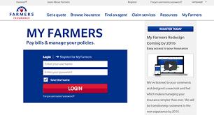 Farmers Auto Insurance Quote Farmers AutoCar Insurance Login Make a Payment 100