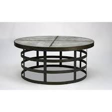 adorable ideas round metal coffee table interior design wonderful decoration contemporary rustic oak slate tile amazing