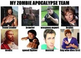 funny zombie memes | Zombie Meme | JokesBuddy | ZAMBIES | Pinterest via Relatably.com