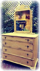 country distressed furniture. Fine Furniture Distressed Antique Upcycled Shabby Chic Country Cottage French Country  Pale Yellow Dresser With To Country Furniture N