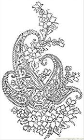 Small Picture Advanced Fantasy Coloring Pages Coloring Pages Textile Pattern