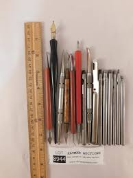 lot 8944 leather working tools stamps and punches craftool belt collection vintage excellent condition yes we ship