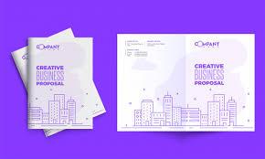 Creative Business Proposal Design Corporate Template Layout