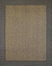 outdoor rugs 5 x 7 collection border chestnut black rug target
