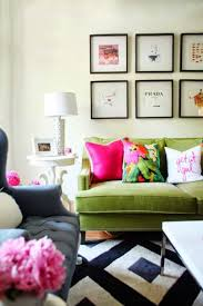 sage green sofa. Interesting Sofa Living Room With Sage Green Sofa And Colorful Cushions  Decorating Ideas  A In A