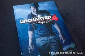 the art of uncharted 4 a thief s end 01