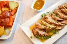 savory pork tenderloin