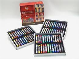 Koh I Noor Mondeluz Colour Chart Dry Pastels Set Koh I Noor 8517 8516 Soft Pastel Colors Pack Of 72 48 24 High Quality New For Artists