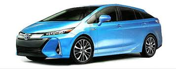 new car 2016 thaiLEAKED AllNew 2016 Toyota Prius Reveals Its Styling And PHEV