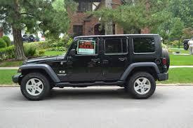 jeep wrangler 4 door black. Fine Black 2008 Black Jeep Wrangler 43000 Miles 4Door W Hard Top US 2100000  To 4 Door
