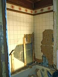 retile bathroom shower cost to a shower bathroom walls