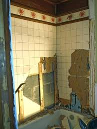 retile bathroom shower cost to a shower bathroom walls