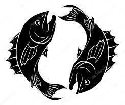 Tetovani Znamení Ryby Stock Vektory Royalty Free Tetovani Znamení