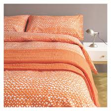image result for orange black green yellow duvet cover