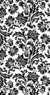 black and white wallpaper pattern tumblr. Fine Wallpaper Background Black Cute Floral Flower Ipad Ipad Mini Iphone Throughout Black And White Wallpaper Pattern Tumblr T