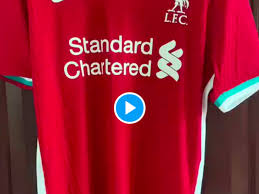 Liverpool fc junior 2020/21 away stadium jersey. Leaked Footage Shows Liverpool Home And Away 2020 21 Kit Details The Liverpool Offside