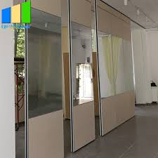 china flexible mirror movable partition