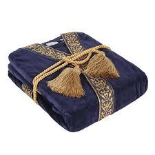 <b>Халат мужской Ecocotton sehzade</b> navy blue размер xxl | www ...