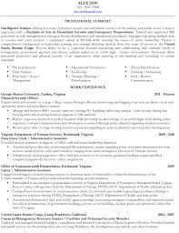Military Civilian Resume Builder Military To Civilian Resume Examples Example Document And