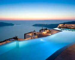 infinity pool beach house. Interesting Pool Pool Romantic Infinity Overlooking Sky Line Beach View Extraodinary  Designs For Some Swimming Intended Beach House O