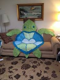Turtle Rag Quilt Made from Simplicity Pattern #2493 | Quilts ... & Sea Turtle Flannel Rag Quilt Adamdwight.com