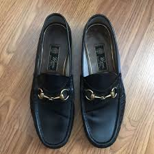 authentic gucci 1953 horsebit leather loafer 7