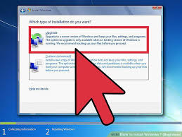 What Kind Of Windows Do I Have How To Install Windows 7 Beginners With Pictures Wikihow
