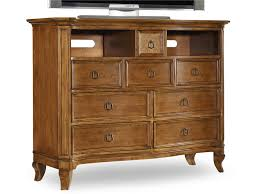 Media Chest For Bedroom Furniture Brown Varnished Hickory Wood Media Chest For Bedroom