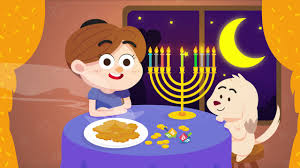 Small Picture Hanukkah is Here Hanukkah Song for Kids Chanukah Song The