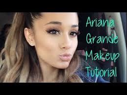 ariana grande makeup tutorial macup101 arianagrande tutorial makeup