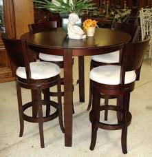 brilliant tall round kitchen table sets of a dining bistro and 2 chairs