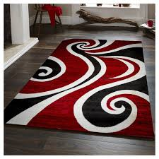 full size of good looking red rugs at area rug and black for living