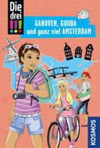 Ganoven, Gouda und ganz viel Amsterdam Cover