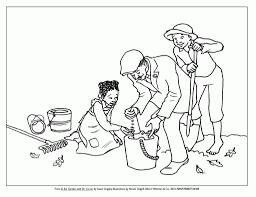 George Washington Carver Coloring Page - glum.me