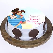 Fathers Day Cake Order Cakes For Fathers Day Online Ferns N Petals