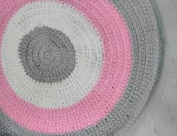 multi color handmade crochet rugs size as per client requirement