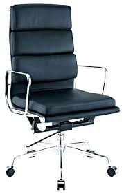 modern office chair leather. Modern Desk Chairs Quality Office Furniture High Domino Back Chair In Black Genuine Leather . Contemporary