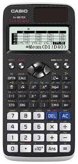Купить <b>калькулятор Casio ClassWiz FX-991EX</b> Белый, черный ...