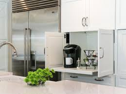 Kitchen Coffee Bar 10 Clever Updates For A Clutter Free Kitchen Counter Space