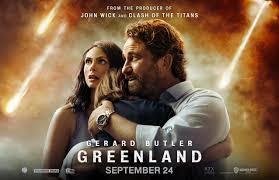 ภาพยนตร์ Greenland – นาทีระทึก..วันสิ้นโลก เข้าฉาย 24 กันยายน 2563 –  onlineentertainmentone