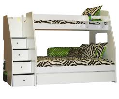 twin over full bunk bed with stairs. Alternative Views: Twin Over Full Bunk Bed With Stairs U