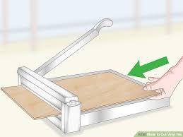 image titled cut vinyl tile step 4