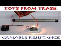 <b>Variable Resistance</b>   Engish - YouTube